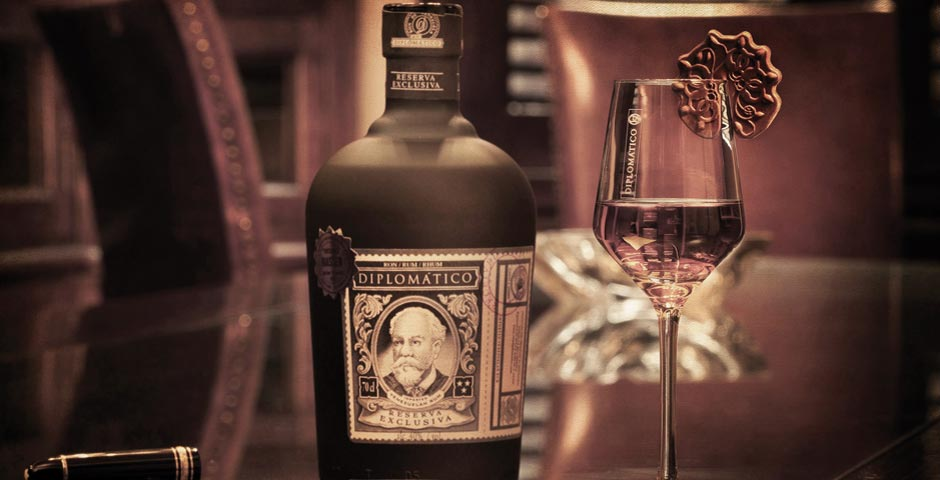 Venezuelský rum DIPLOMATICO